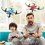 Mini Drone, DEERC HS177 RC Quadcopter Battle