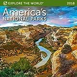 America's National Parks Mini Wall Calendar 2018
