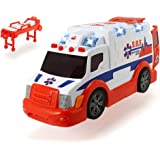 Dickie Ambulance, Red