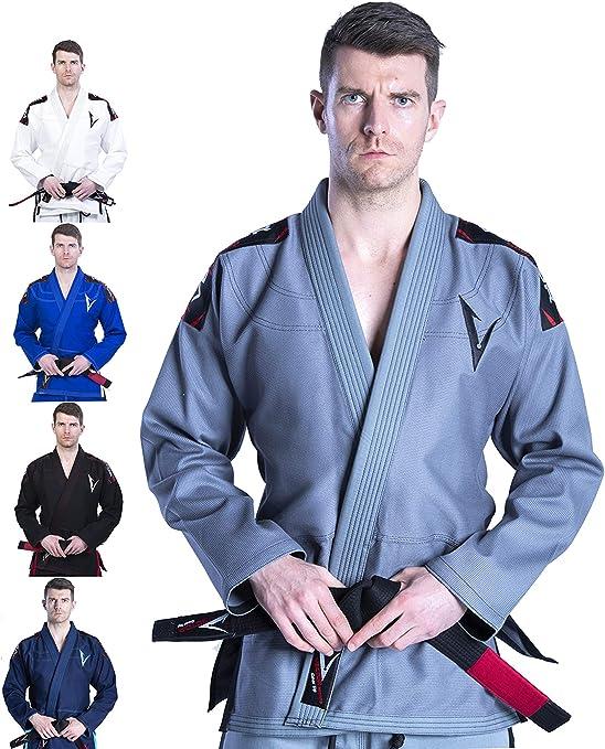 Kids Brazilian Jiu Jitsu BJJ Gi Kimono Attila series Lightweight by Vector