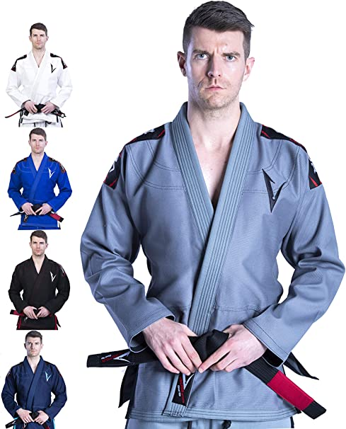 Core Sports BJJ GI for Men /& Women Brazilian Jiu Jitsu GI Lightweight Suit Preshrunk 100/% Cotton Fabric with Free Belt