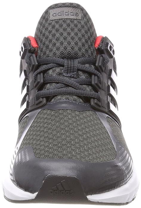 adidas Duramo 8 W, Chaussures de Course Femme - Blanc (Ftwwht/Crywht/lgsogr), 40 2/3 EU