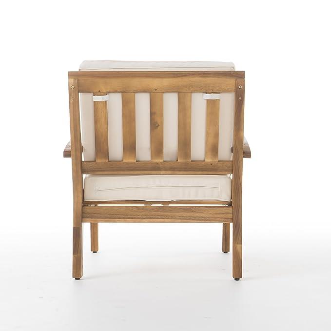 Amazon.com: GDF Studio Preston - Sillas de madera para ...