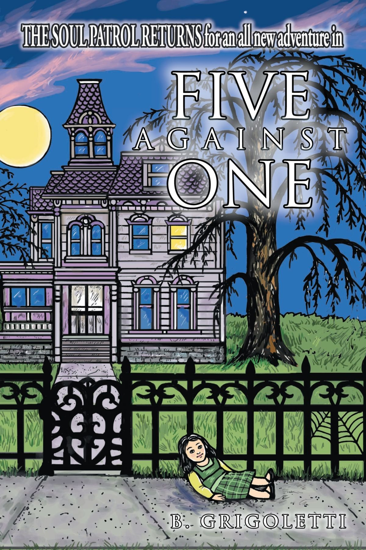 Five Against One ebook