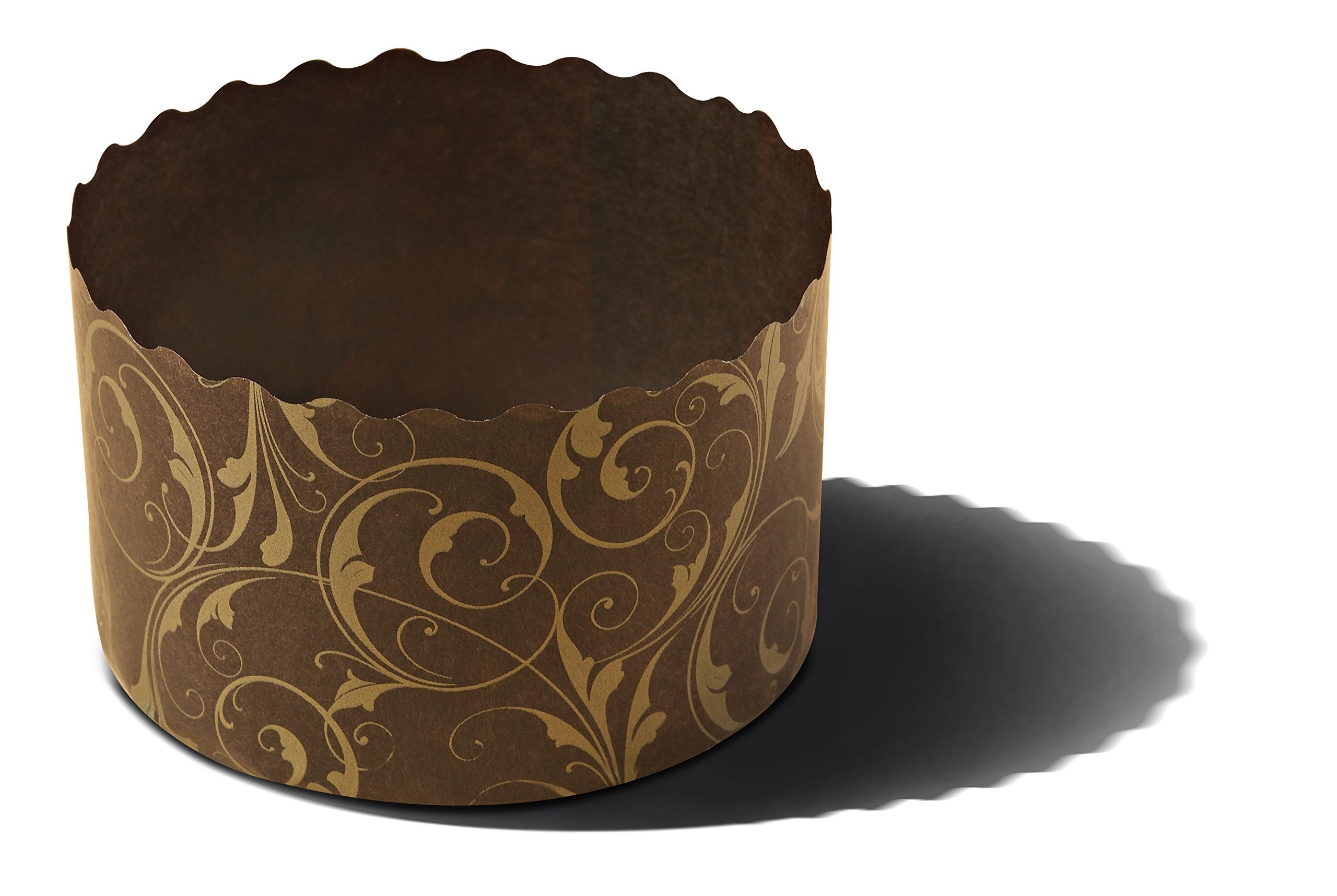 EcoBake Panettone Molds Pa6045fg Case of 2000