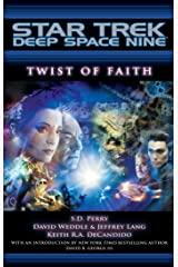Star Trek: Deep Space Nine: Twist of Faith Kindle Edition