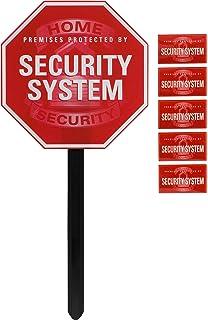 Amazoncom GE Security Window Decals Home Improvement - Window decals for home security