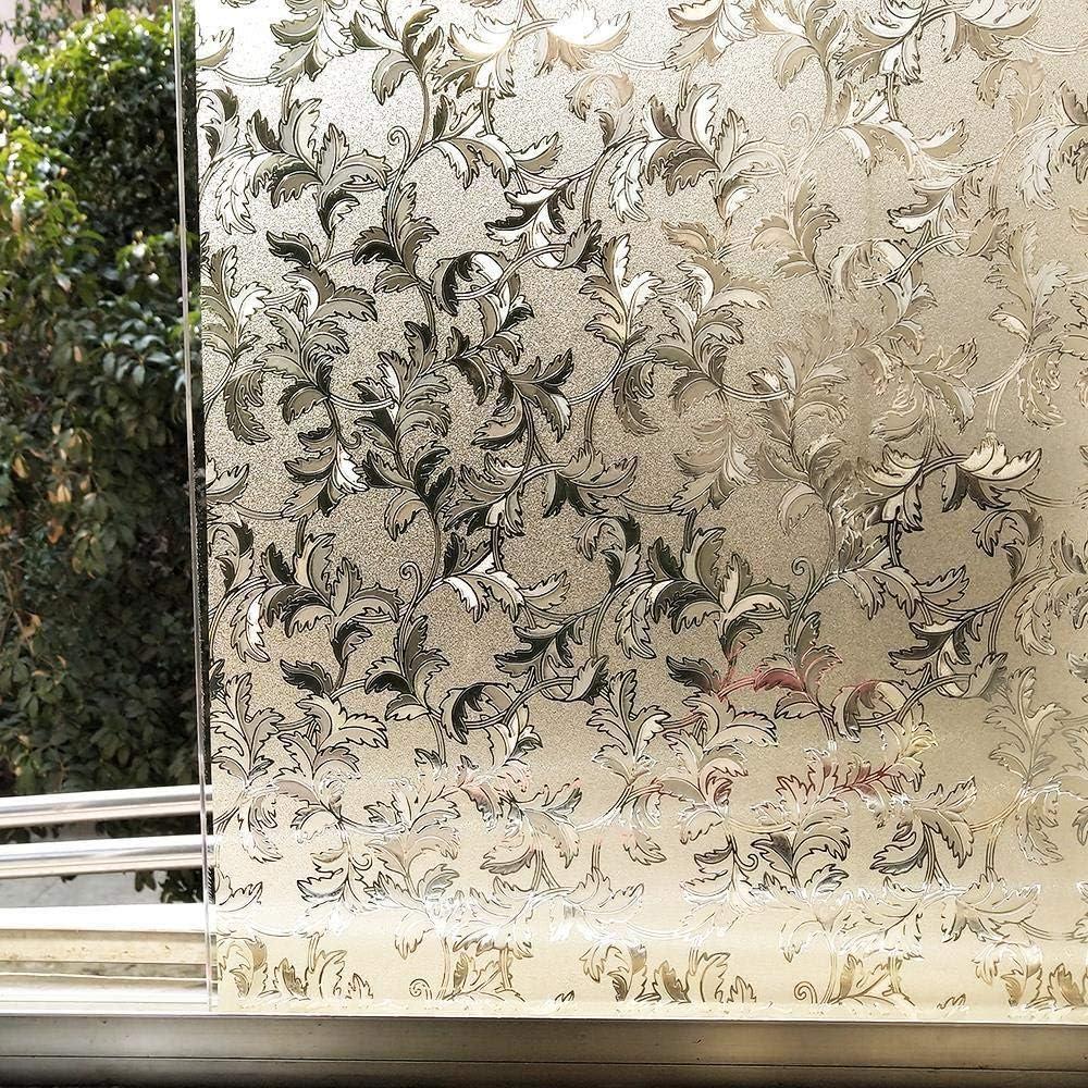 Vinilo Mampara Ducha 200 Cm De Longitud Estática Película Adhesiva Para Ventana Vinilo Hoja Marrón Protección De Privacidad Esmerilada Etiqueta De Vidrio Para Baño Dormitorio Sala De Estar-Los 35: Amazon.es: Bricolaje y