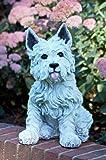Westie Statue