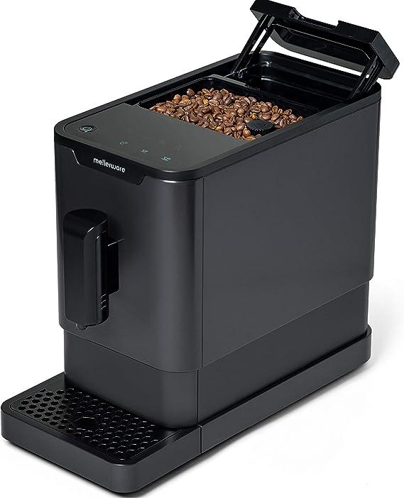 Mellerware Mmmm! Cafetera Superautomática. Grano molido Directo a café. Muele, infusiona y prepara al Momento tu café. Sin residuos plásticos ni cápsulas.: Amazon.es: Hogar