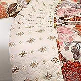 Lush Decor 16T001722 Agnes 5Piece Quilt