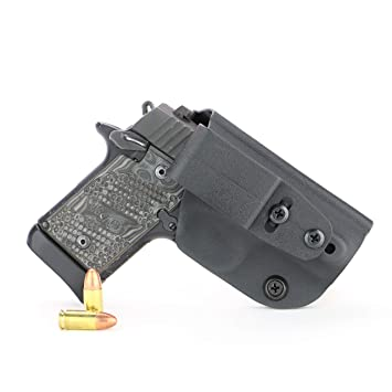Amazon com : FoxX Holsters Deluxe Trapp Kydex IWB Holster