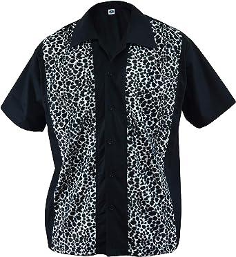 Aloha-Beachwear – Camisa casual – Animal – Estampado animal – Hombre: Amazon.es: Ropa y accesorios