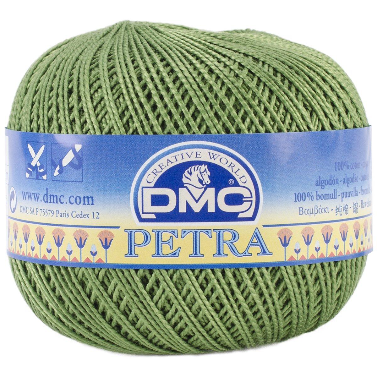 DMC/Petra Crochet Cotton Thread Size 5 331736