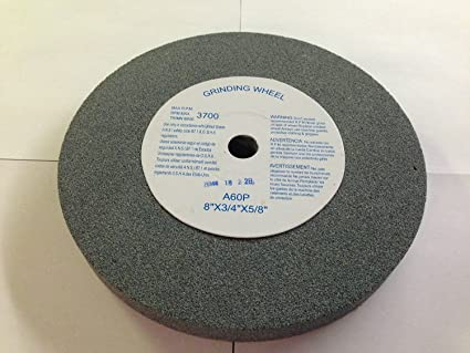 Amazon Com Gitachi 20060 8 Bench Grinding Wheel 60 Grit 8 Inch X