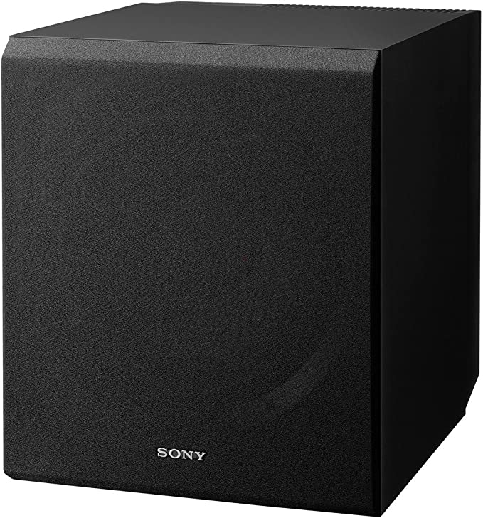 Amazon.com: Sony SACS9 10-Inch Active Subwoofer,Black: Home Audio & Theater