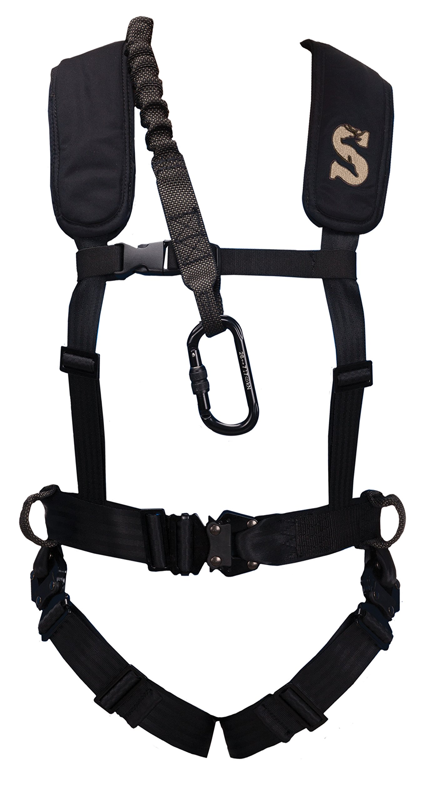 Summit Treestands Men's Sport Safety Harness, Small