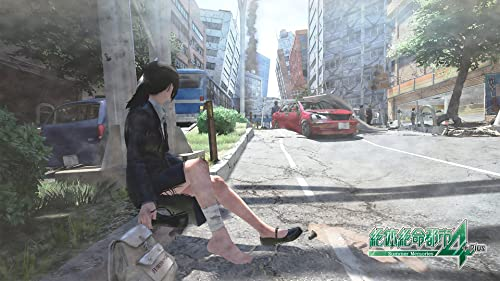 絶体絶命都市4Plus -Summer Memories-