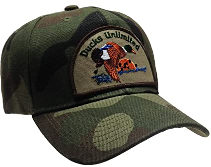 Image Unavailable. Image not available for. Color  Ducks Unlimited Hat ... 8d212772717