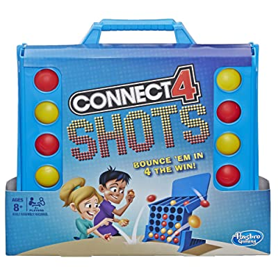 Hasbro Gaming Connect 4 Shots Game: Toys & Games