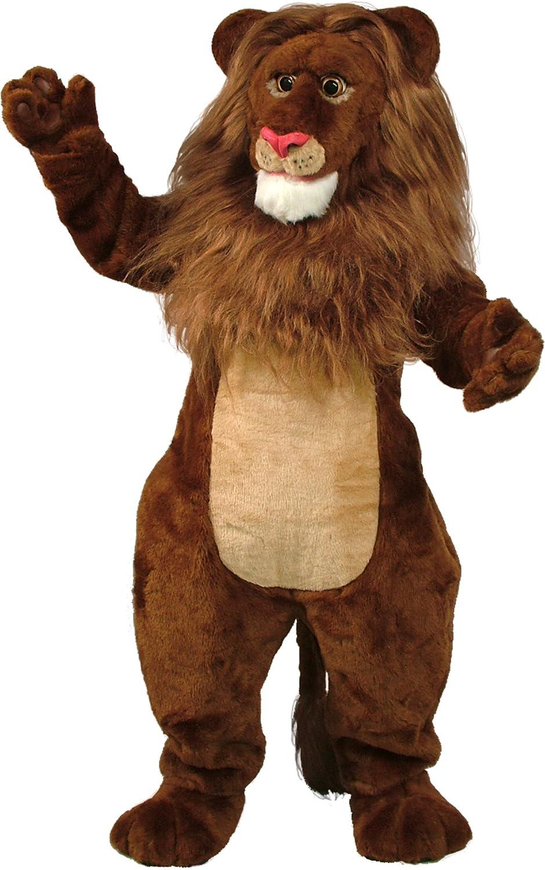 Alinco Wally Lion Mascot Costume
