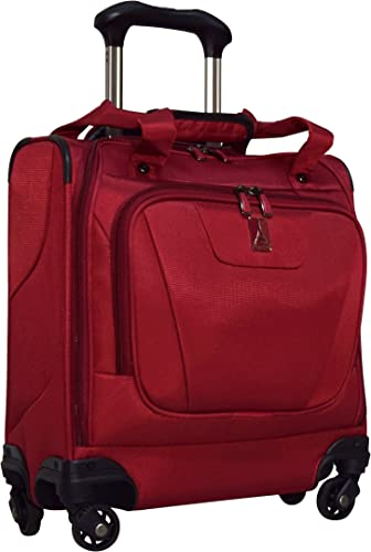 Travelpro Maxlite 4 Easy Carry On Spinner Under Seat Bag Merlot