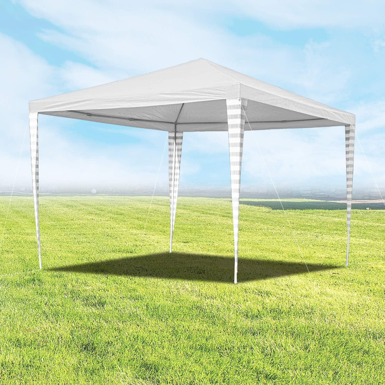Wolketon - Carpa para jardín, terraza, mercado, camping, festival ...