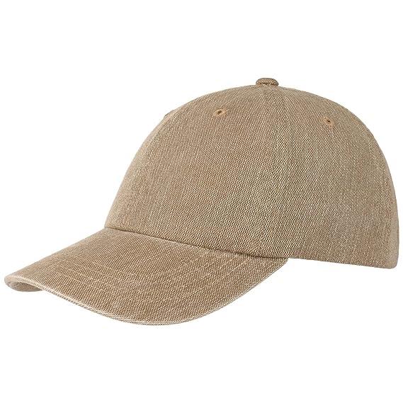 Stetson Cadosia Cotton Baseball Cap Base  Amazon.co.uk  Clothing 1bfe70d29107