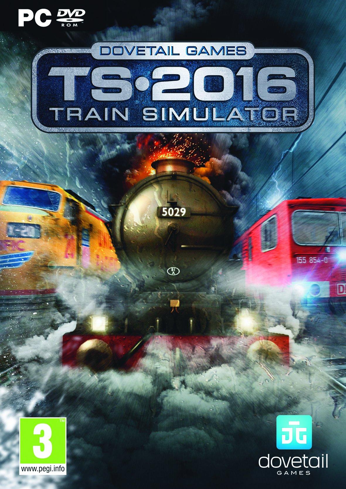 Train Simulator 2016 pc dvd-ის სურათის შედეგი