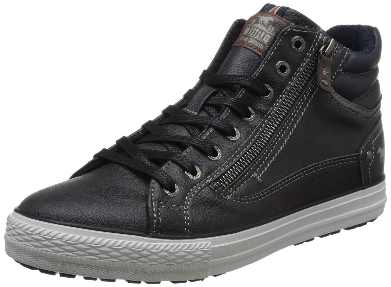 TALLA 41 EU. Mustang High Top Sneaker, Zapatillas Altas para Hombre
