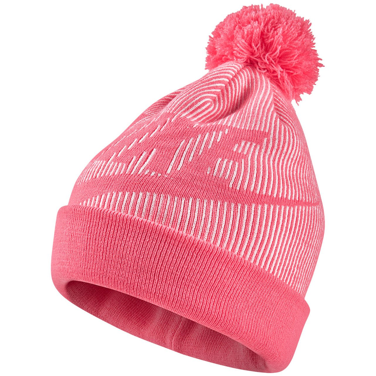 Nike Sportswear Women s Removable Pom Knit Beanie Hat (Pink Nebula) at  Amazon Women s Clothing store  690d6b04fae