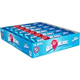 Airheads Candy Individually Wrapped  Bars, Blue Raspberry, 0.55 Ounce (Pack of 36)