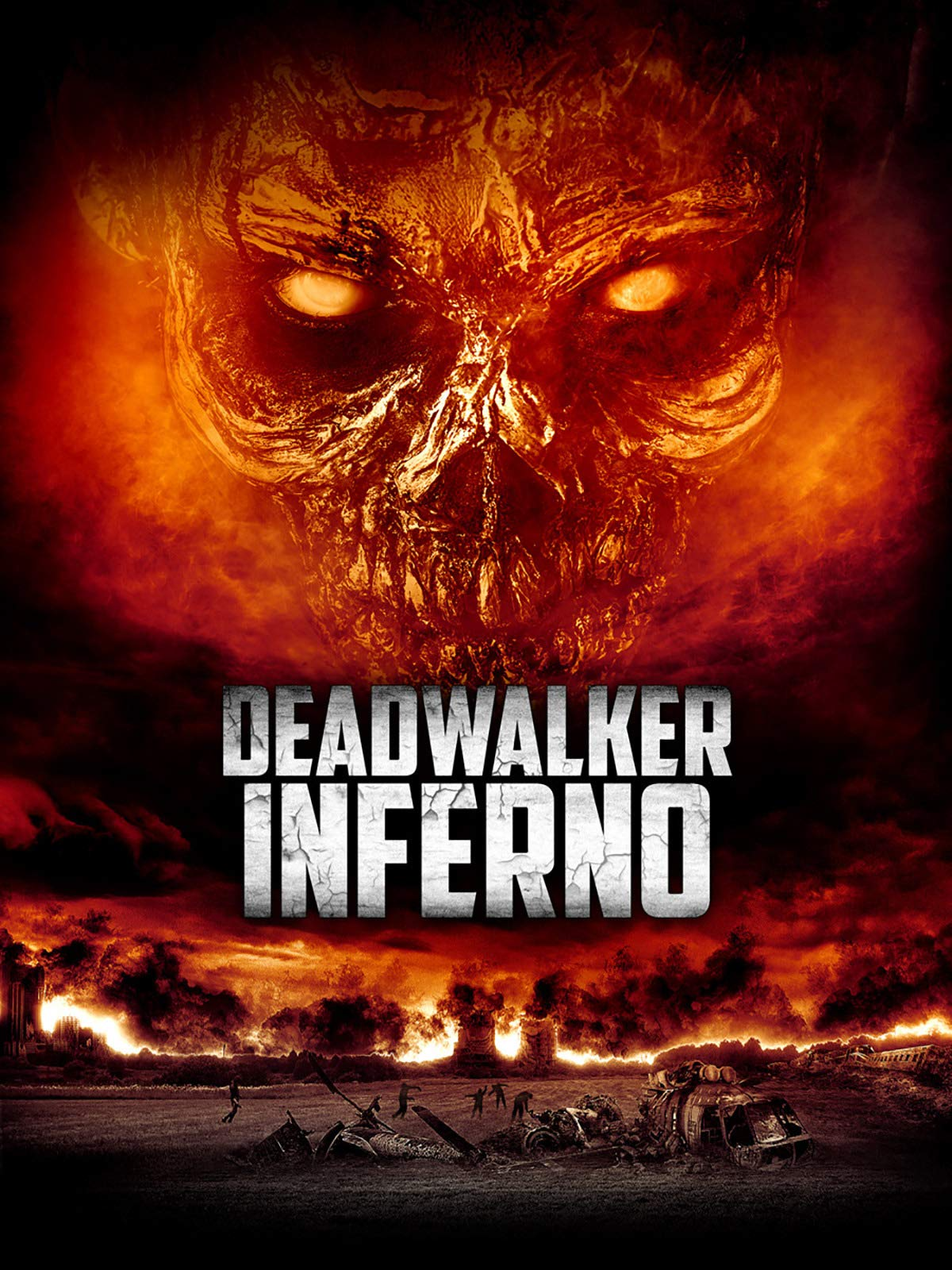 Deadwalker Inferno (English Subtitled)