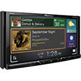"Pioneer AVH-600EX In-Dash Receiver DVD Receiver w/7"" WVGA Display, Bluetooth, SiriusXM Ready and AppRadio"