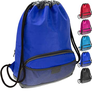ButterFox Waterproof Swim PE Bag Gym Drawstring Sackpack Backpack for Kids 8fa16b2cfa24f
