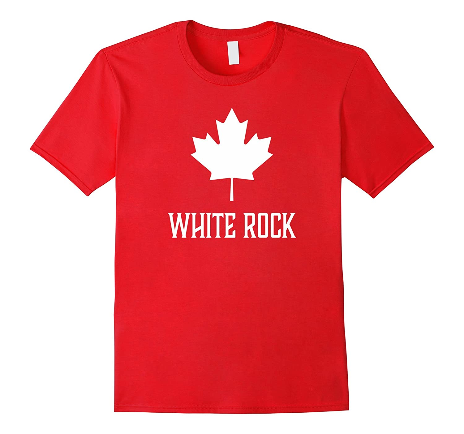 White Rock, Canada - Canadian Canuck Shirt-CL