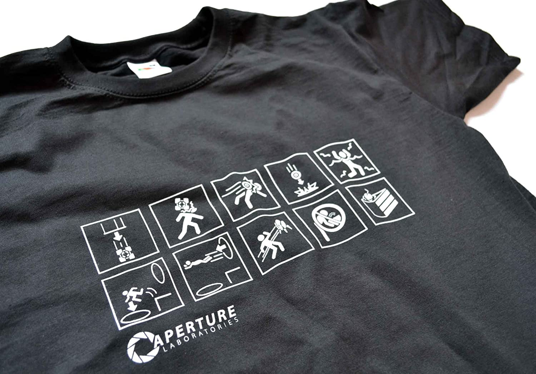 Teamzad Aperture Labs T Shirt