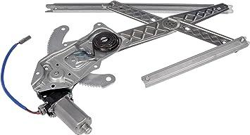Power Window Motor and Regulator Assembly-Window Lift Motor Front Right Dorman
