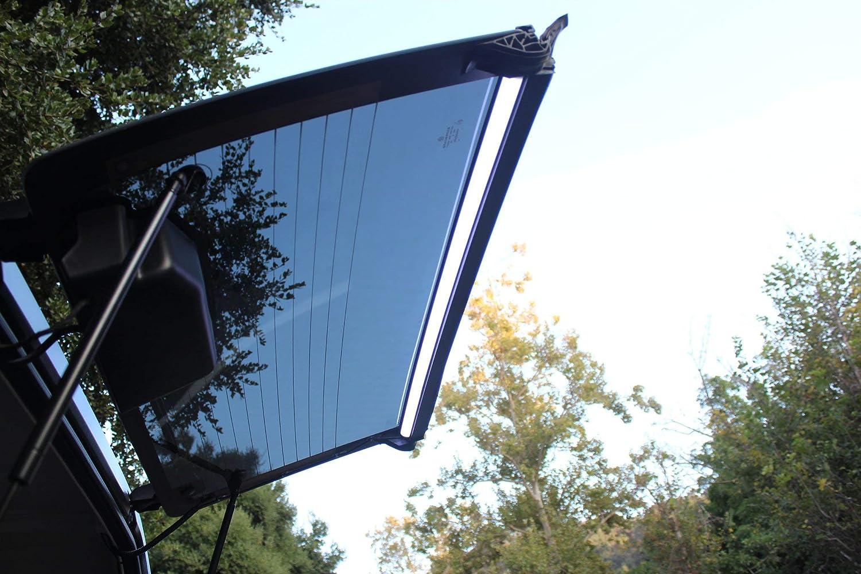 LLX LED Rear Glass Lift Gate Dome Light LED Trunk Light Cargo Light for Wrangler JL JLU 2018-2020