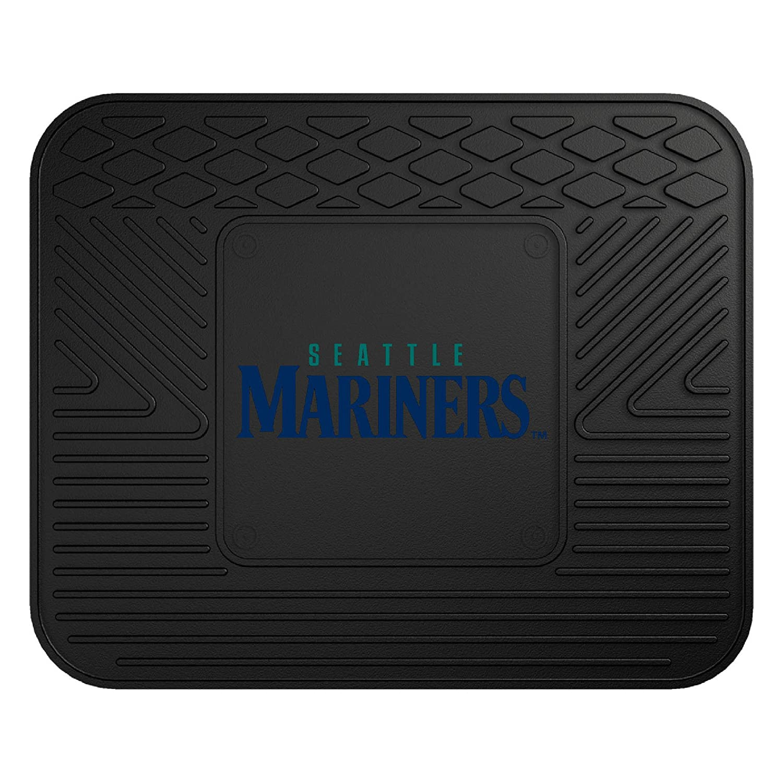 Fanmats 10880 MLB Seattle Mariners Vinyl Heavy Duty Cargo Mat