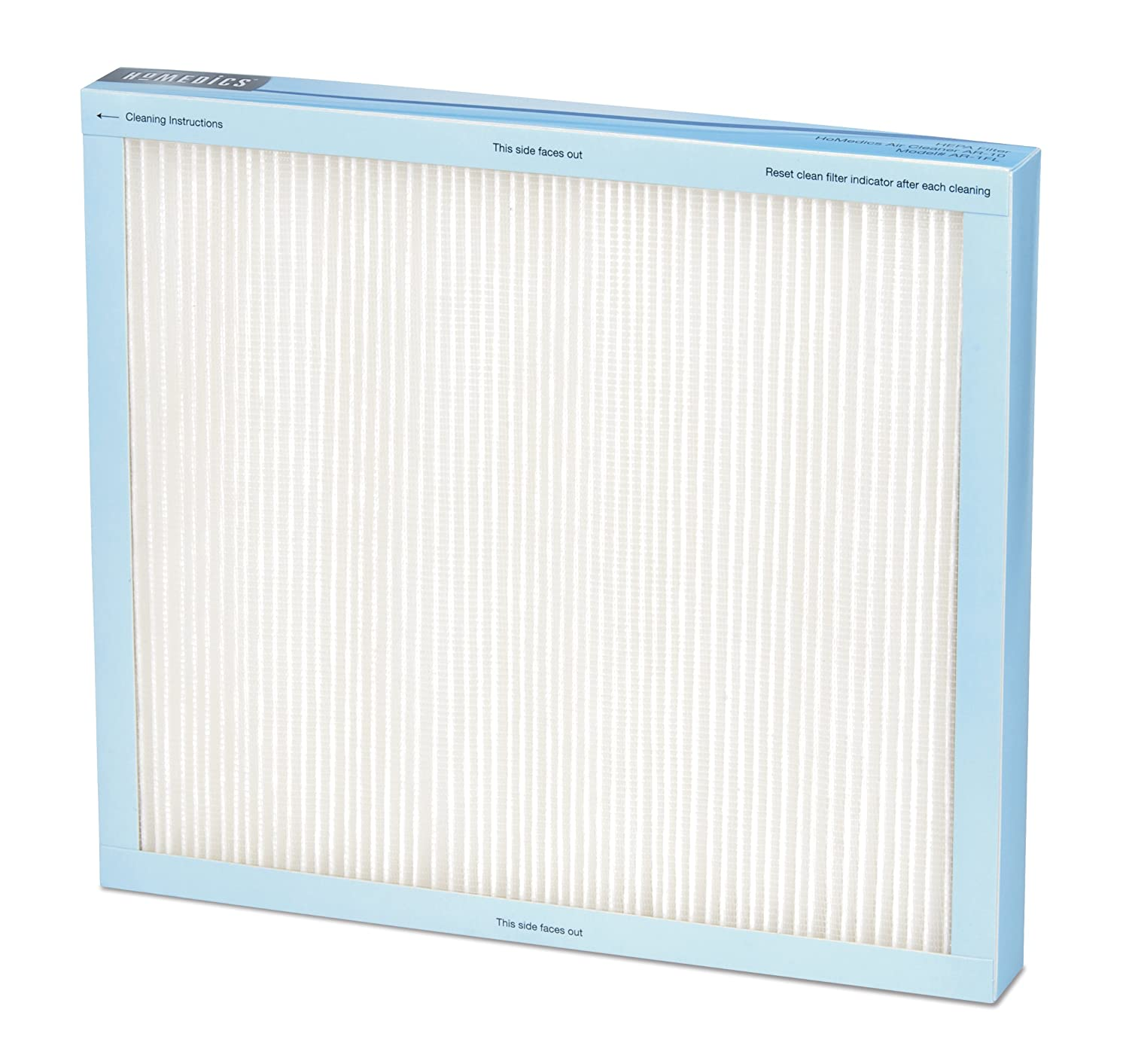 Homedics AR-1FL HEPA Replacment Filter for Homedics Ar-10 Air Purifier FKA Brands Ltd AR-1FLA-EU