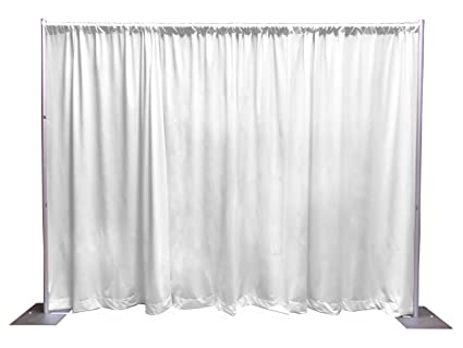 amazon com onlineeei premier portable pipe and drape backdrop kit