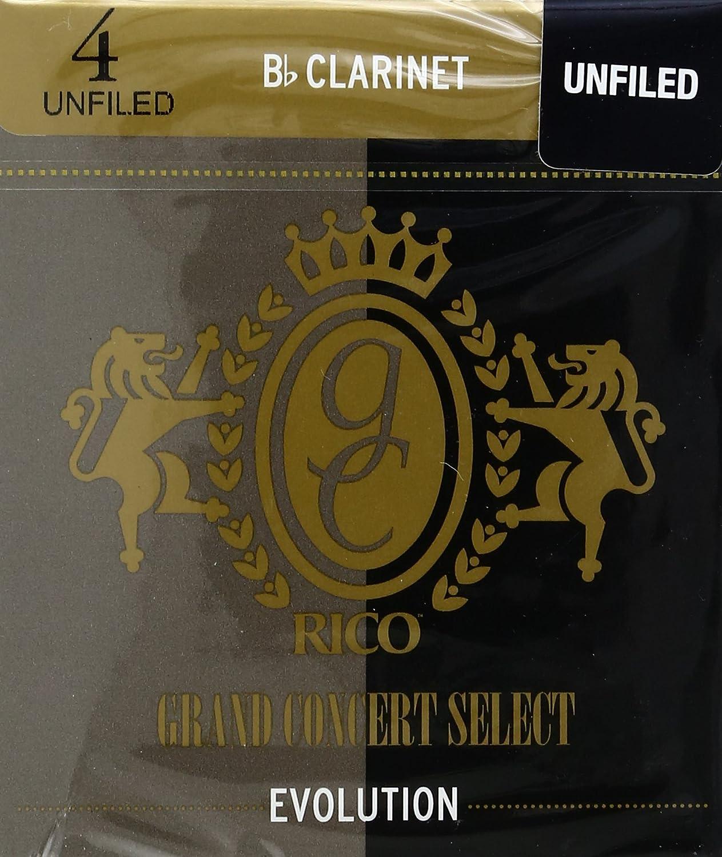 Cañas para clarinete en Si bemol Rico, serie Grand Concert Select ...