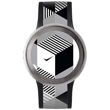 Ce7 Reloj De Diseño, Gris