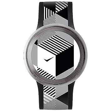 Ce7 Reloj De Diseño, Gris: Amazon.es: Electrónica