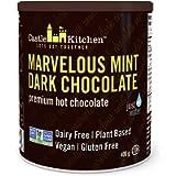 Castle Kitchen Marvelous Mint Premium Dark Hot Chocolate Mix - Vegan, Plant Based, Gluten Free, Dairy Free, Non-GMO…