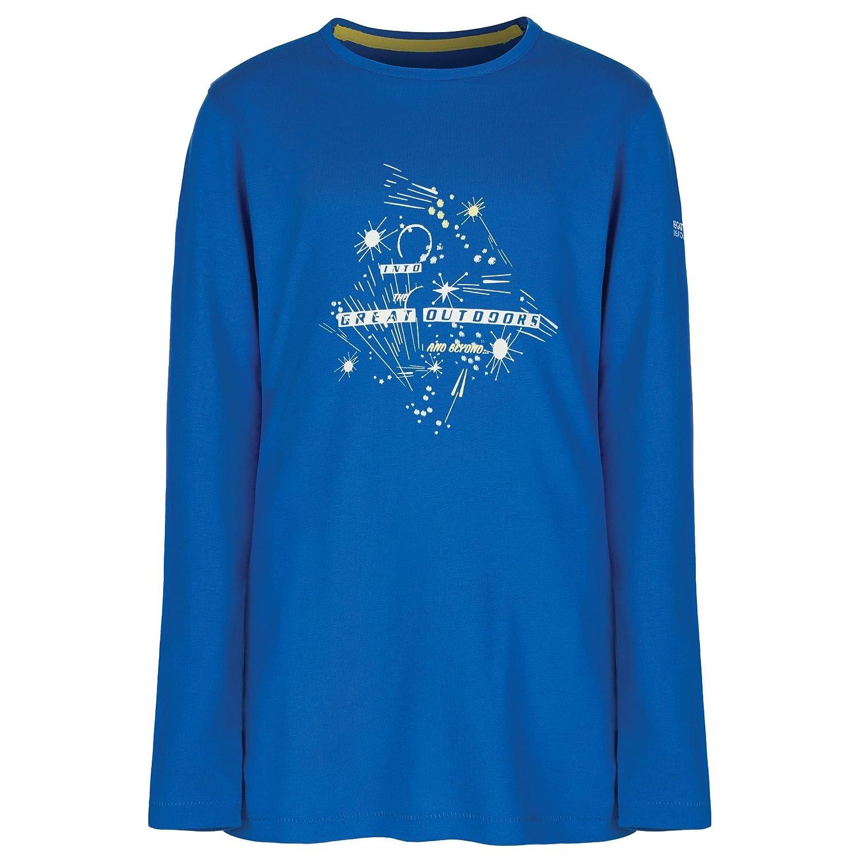 Regatta Kid 's Wilder Camiseta/Polos/Chalecos