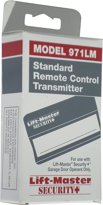 Liftmaster 971LM 390Mhz Garage Door Remote