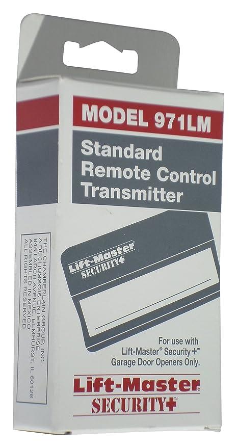 Liftmaster 971lm 390mhz Garage Door Remote Garage Door Remote