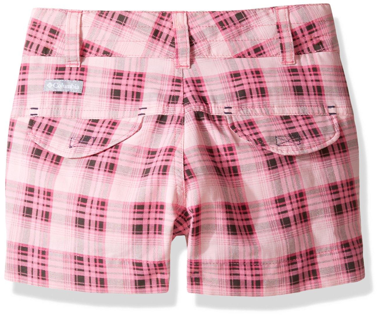 Columbia Girls Silver Ridge Printed Shorts Columbia Sporting Goods 1715271643-XXS